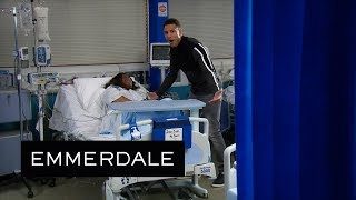 Emmerdale - Billy Causes Jessie to Have Emergency Surgery as Her Wound Ruptures