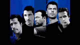 New Kids On The Block - Lights, Camera, Action w/ Lyrics