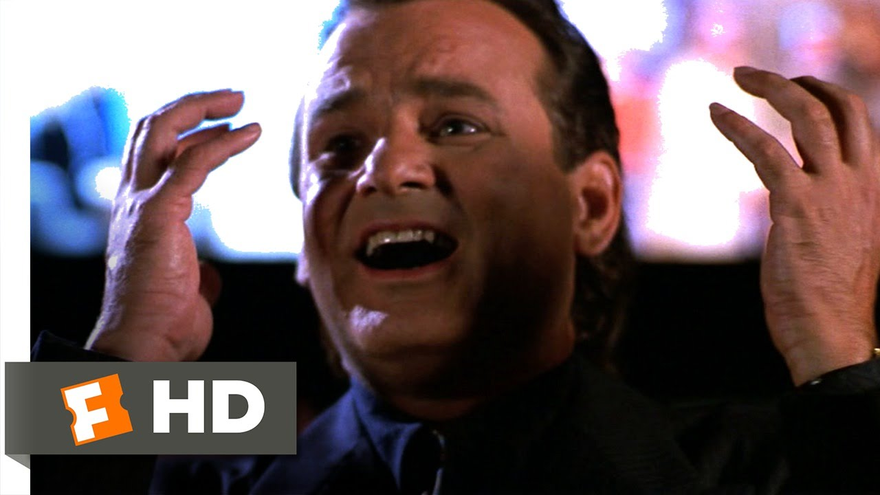 Arthur Christmas Brother.Scrooged 1 10 Movie Clip I Have To Kill All Of You 1988 Hd