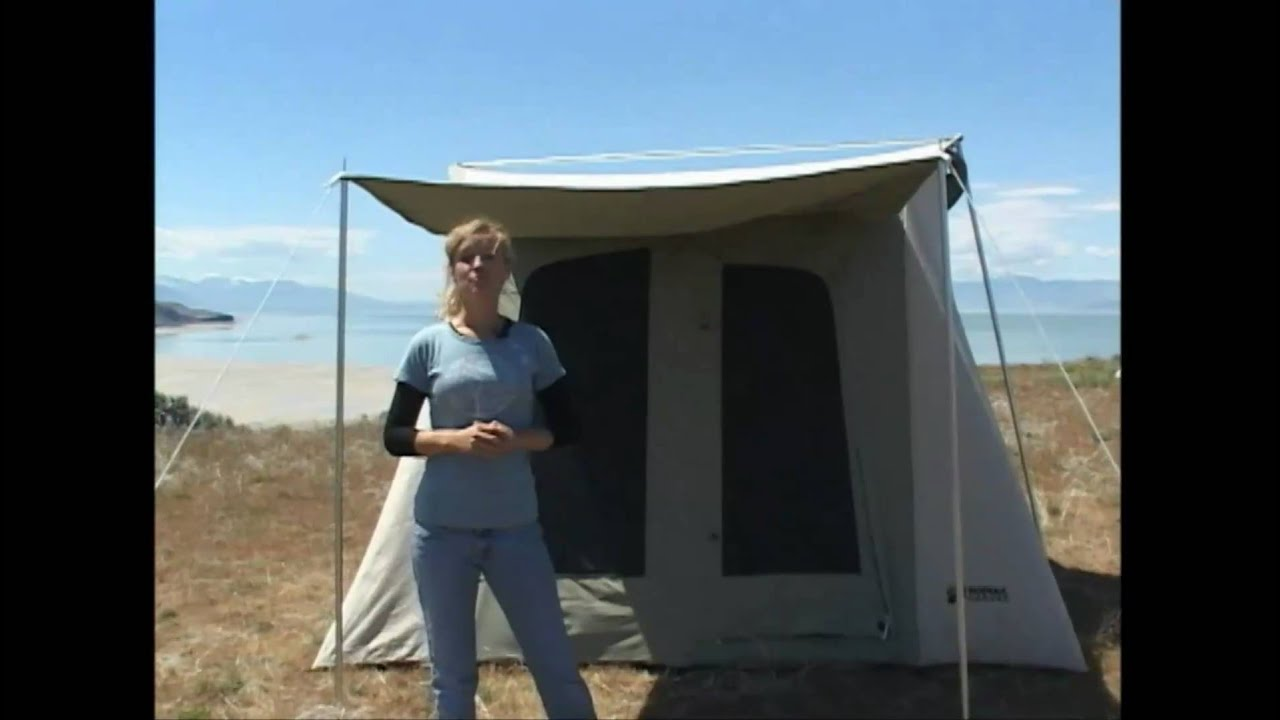Kodiak Canvas Flex Bow Tents Youtube