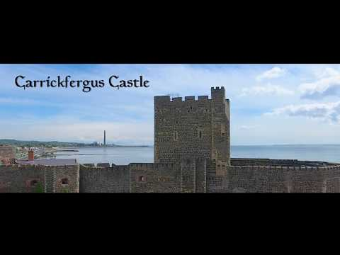 Carrickfergus Castle, Co. Antrim, N.Ireland