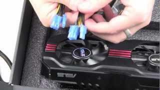 Gamer PC bauen 6. Teil Die Kabelkunde German HD   Motawa10   HD