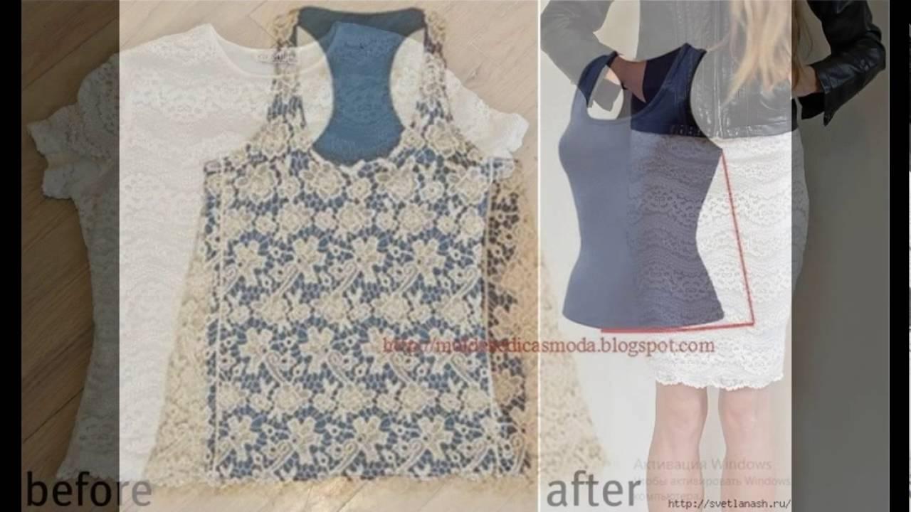 Обновляем одежду своими руками 529