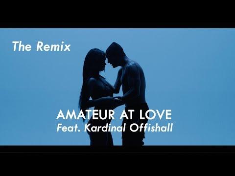 Amateur At Love Ft. Kardinal Offishall (REMIX) - Karl Wolf / Video Teaser