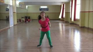 bhangra dance steps for beginners kids by rockstar academy chandigarh