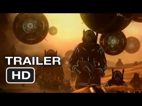 Love Like Aliens Official Trailer #1 (2012) Animated Short Film HD