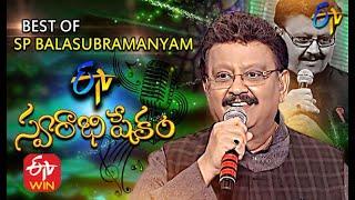 Legendary Singer SP Balasubramanyam's Best Performances in ETV Swarabhishekam   ETV Telugu