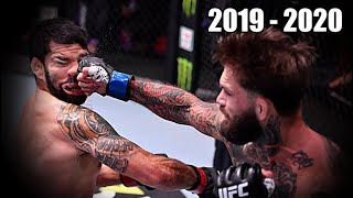 BEST MMA KNOCKOUTS OF 2019-2020 I ALL OUT WAR, HD