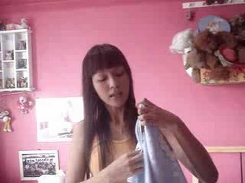 How To Make A Dog Sling Carrier Youtube