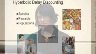 "Amy Odum, ""Delayed Discounting: What, Who, When, Where, Why, and How?"""