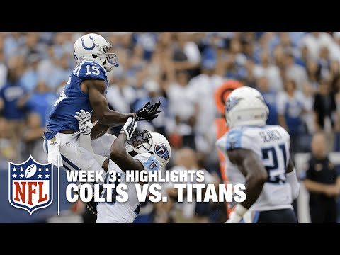 Colts vs. Titans | Week 3 Highlights | NFL