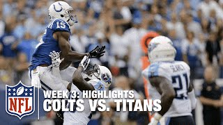 Colts vs. Titans | Week 3 Highlights | NFL