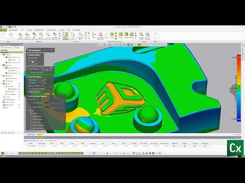 Geomagic Control X Tutorial 3D Compare
