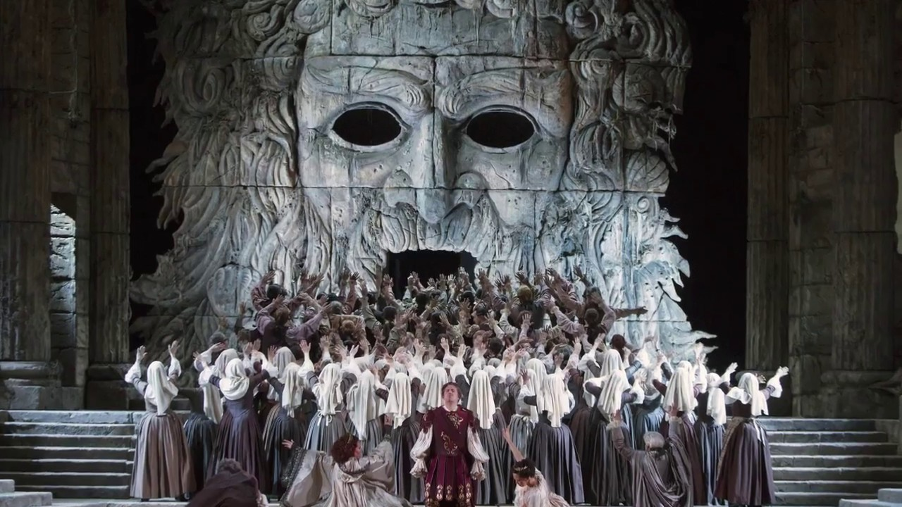 Idomeneo at the Metropolitan Opera