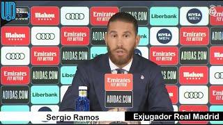 Download Sergio Ramos explicó por qué no continuará en el Real Madrid