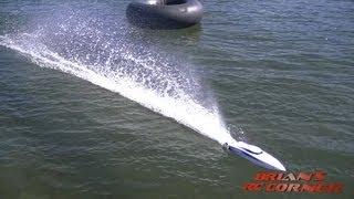 Proboat Impulse 26 on Brushless Power - FAST!!!