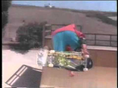 Steve Caballero & Mike McGill-Ban THIS! (1989)