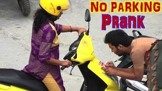 NO Parking Prank