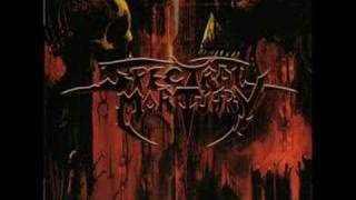 Spectral Mortuary - Necrotic Flesh Cravings