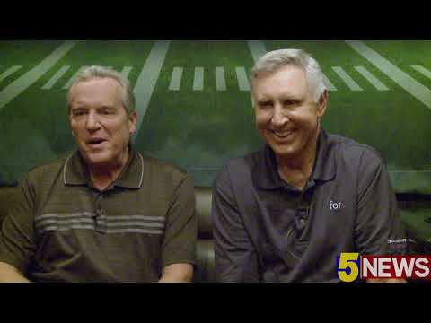 Part 2: Interview with CBS Broadcasters Brad Nessler & Gary Danielson