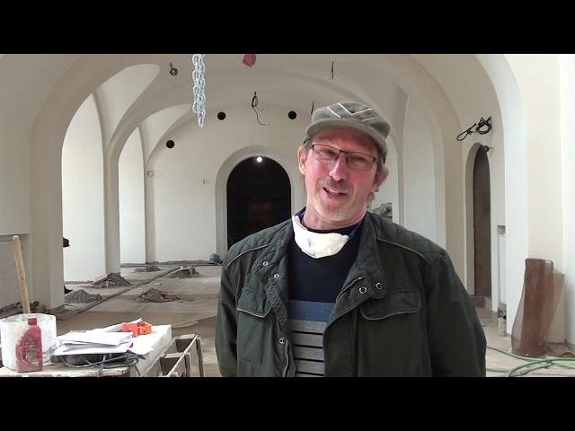 Интервью с главным строителем нашего храма Аркадием Викторовичем Казанцевым