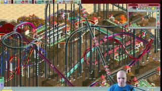 Rollercoaster Tycoon Scenario #20: Thunder Rock