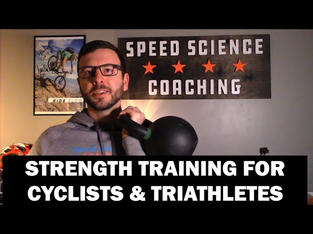 Strength Training Goals for Cyclists, Triathletes and Runners