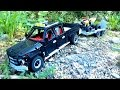 Lego Technic Pick Up With Trailer And Quad Bike