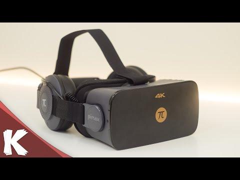 Pimax 4K Review | PC Virtual Reality VR Headset
