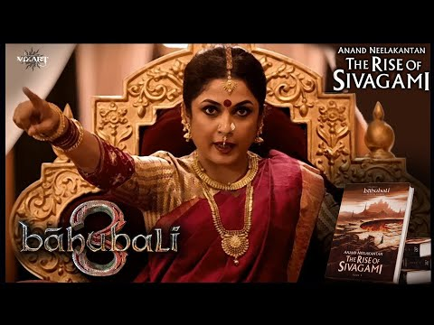 Rise Of Sivagami | Book Promo 2 |Fan promo