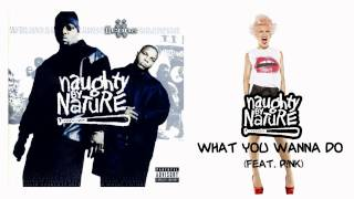Naughty By Nature - What You Wanna Do (feat. P!nk) [HD 1080p]