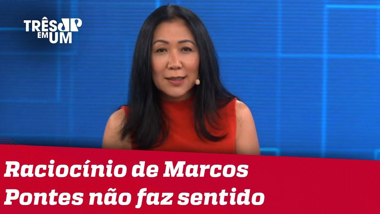 Thaís Oyama: Impressão é de que Bolsonaro é um ingênuo que compra tudo o que o vendedor oferece