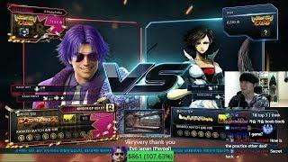 Download Video [TEKKEN 7] 전업호구(Lee) vs Okay(Asuka) MP3 3GP MP4