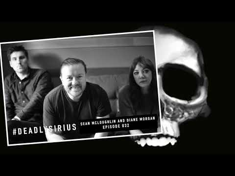 RICKY GERVAIS IS DEADLY SIRIUS #032