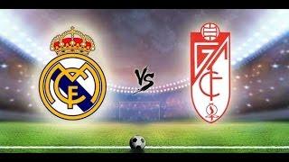 Real madrid vs Granada en vivo 07/01/2017