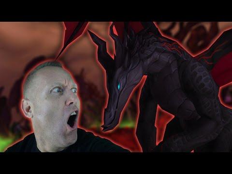 Swifty Tanks HEROIC Emerald Nightmare - Nythendra & Dragons of Nightmare - WoW Legion Raid Gameplay
