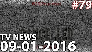Almost Cancelled Episode 79: TV News (Tales From the Crypt, Dirk Gently & More)