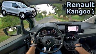 2021 Renault Kangoo Van | POV test drive