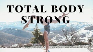Total Body Yoga Strong