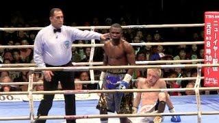 vuclip リゴンドーvs天笠【10-12R】Guillermo Rigondeaux - Hisashi Amagasa WBA WBO Super Bantamweightボクシング