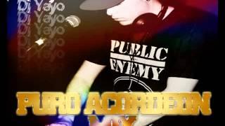 Puro Acordeon Mix (Damas Gratis Mix) - [DJ YAYO] 2014