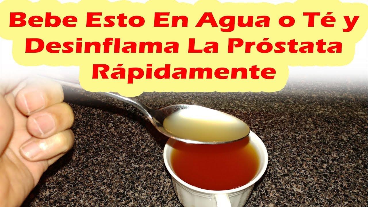 remedio para prostata inchada