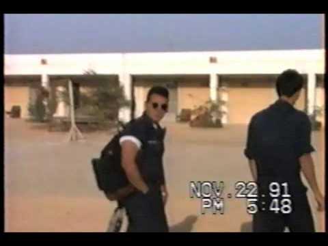 VP-46 DEPLOYMENT TO DIEGO GARCIA / MASIRAH 1992