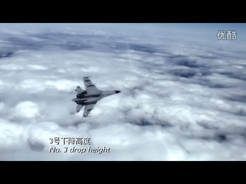 China PLA Air Force 2015 Official Promotion Video
