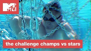 'Wes Can Knot Even' Official Sneak Peek | The Challenge: Champs vs. Stars | MTV