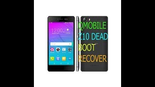 Qmobile Z10 Dead Boot Recover By Flash Tool & Miracle Crak