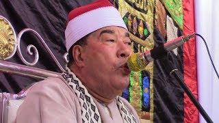 الشيخ خضر أحمد مصطفى=سورة النساء- عزاء الحاج عبوده محمد النس بير شمس-الباجور-منوفيه 23-5-2018