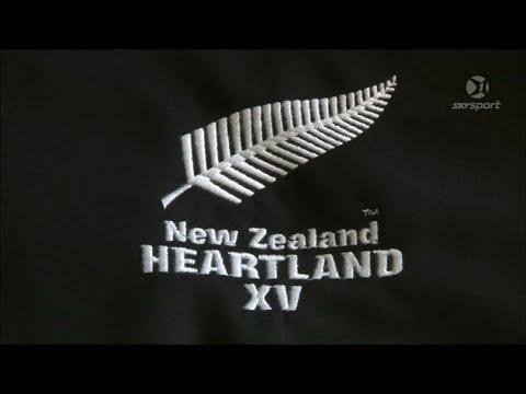 NZ Heartland XV - Tour 2014