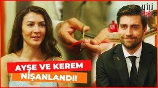 Ayşe ve Kerem'in NİŞANI! - Yüzükler Takılıyor - Afili Aşk 2. Bölüm
