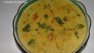Kadappa Recipe - Kumbakonam Kadappa Recipe -Kadappa Recipe in Tamil - Side dish for Idli Dosa Poori
